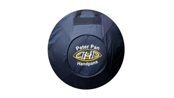Handpan backpack carry case for handdrum