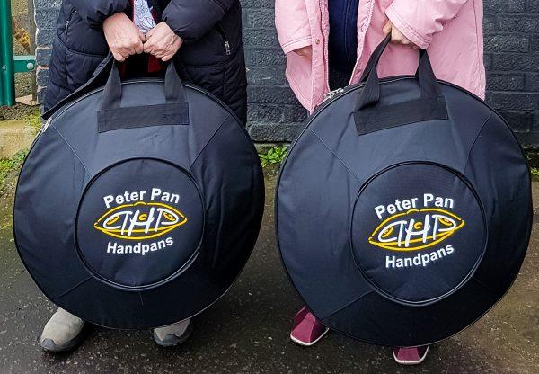 Handpan backpacks carry case for handdrum