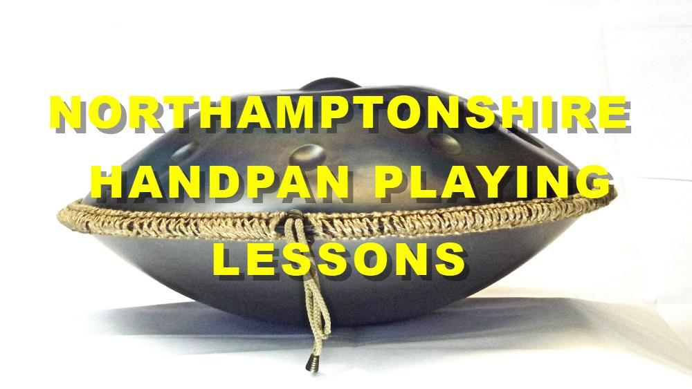 Handpan lessons northamptonshire